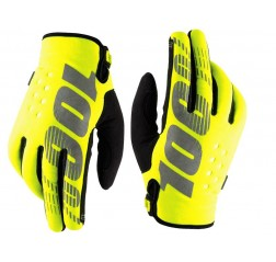 Brisker Cold Weather Glove Yellow Youth-thumbnail