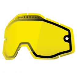 replacement vented dual lens yellow-thumbnail