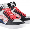 STADIUM SHOE BLACK WHITE RED BLUE-thumbnail