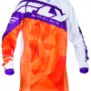 KINETIC CRUX JERSEY ORANGE/PURPLE-thumbnail