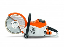 Battery-operated disc cutters