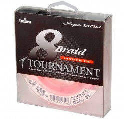 Tournament 8 Braid Pinkki 135m-thumbnail