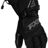 Fuel gloves black/charcoal-thumbnail