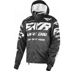 M RRX Jacket 19 Black/White-thumbnail