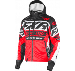 M RRX Jacket 19 Black/Red/White-thumbnail