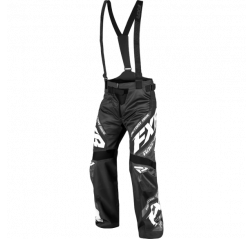 M RRX Pants Black/White-thumbnail