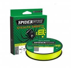 Spiderwire Smooth 8 Hi-Vis yellow (150m)-thumbnail