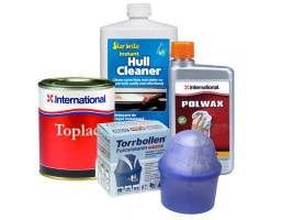 Chemicals for boating